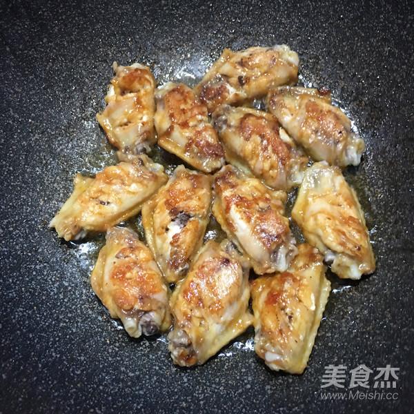 香煎鸡翅怎么煮