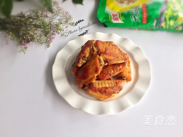 香煎鸡翅怎么煸