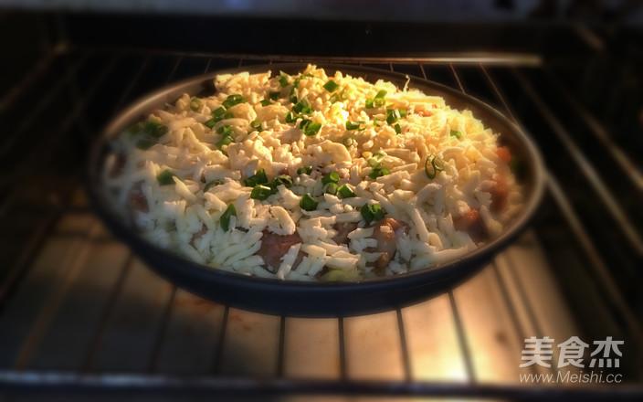 米饭披萨怎样炒