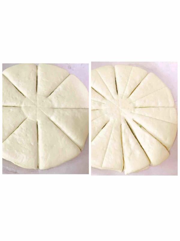 蒜香咸面包怎样做
