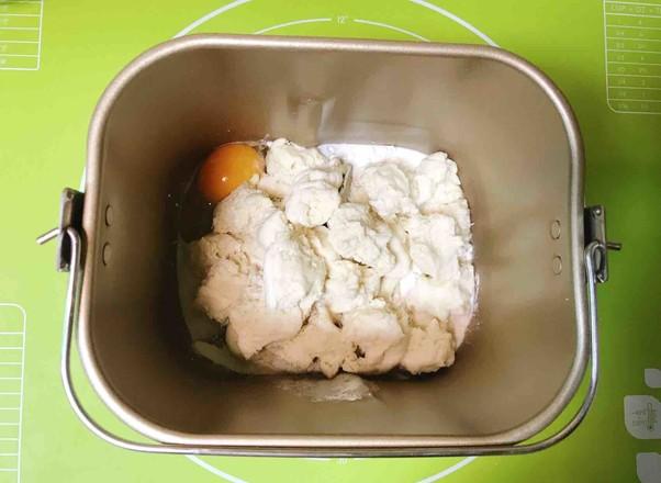奶香芝士面包卷的简单做法
