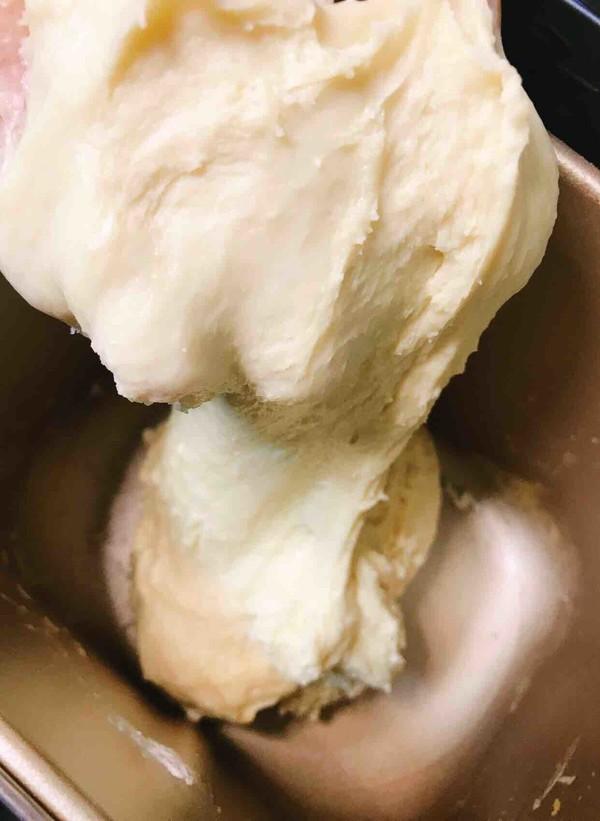 奶香芝士面包卷怎么吃