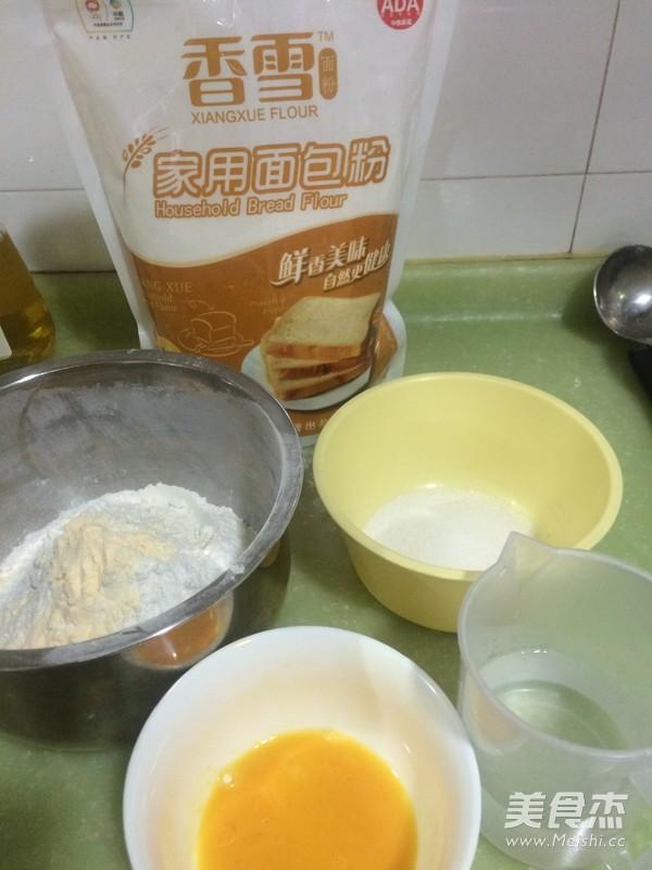 酥香面包的做法大全