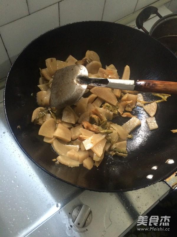 酸萝卜老鸭汤的简单做法