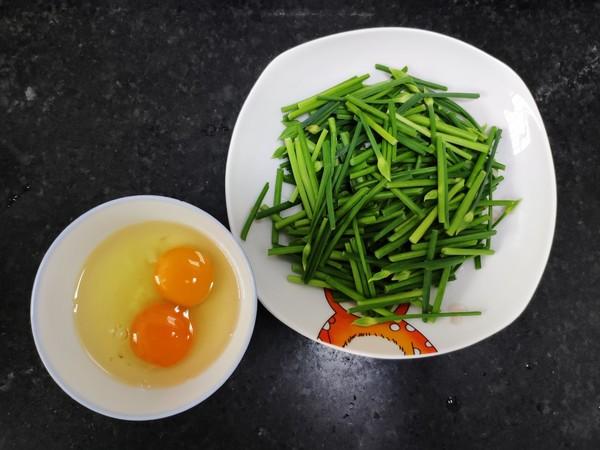 韭菜花炒蛋的做法大全