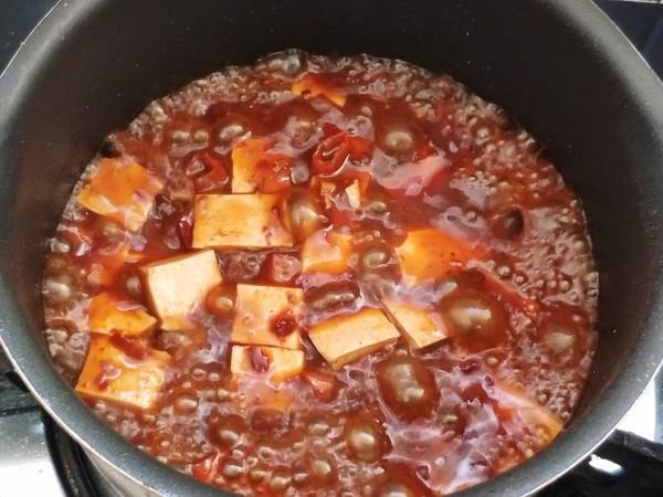 麻辣豆腐的简单做法