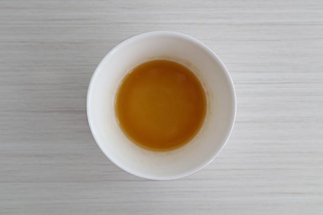 蜂蜜吐司片的做法图解