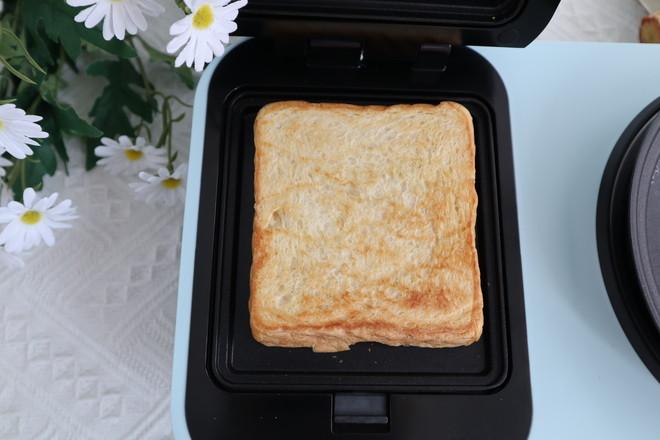 开放式三明治的家常做法