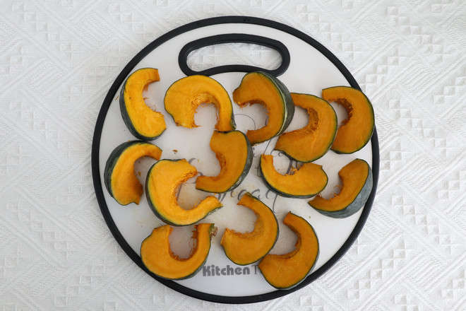 日式烤南瓜的家常做法