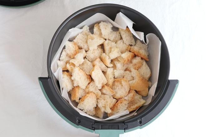 面包糠的家常做法