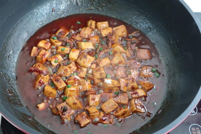 快手麻辣豆腐怎么吃