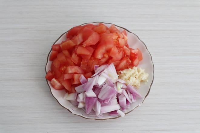 #冬至大如年#+番茄肉酱意面的做法大全