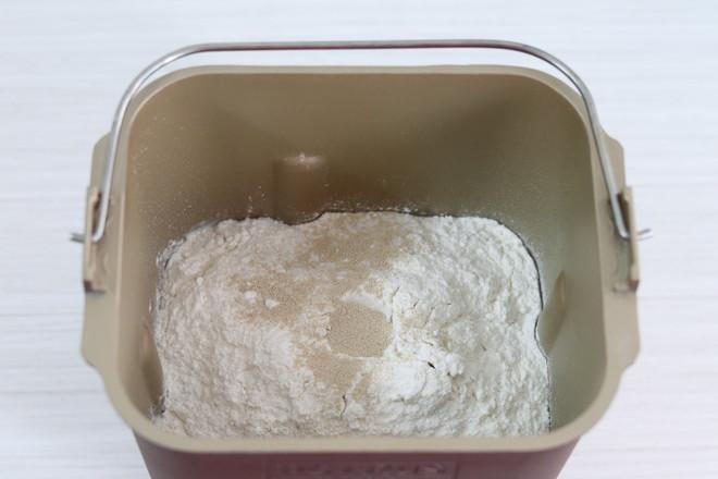 #冬至大如年#+面包机版豆沙吐司的做法大全