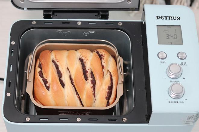 #冬至大如年#+面包机版豆沙吐司怎么炖