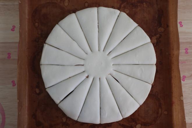 #冬至大如年#+雪花面包怎么吃