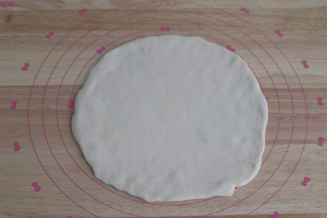 #冬至大如年#+雪花面包的简单做法