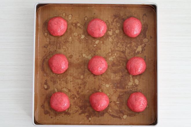 #冬至大如年#+草莓爆浆麻薯的简单做法