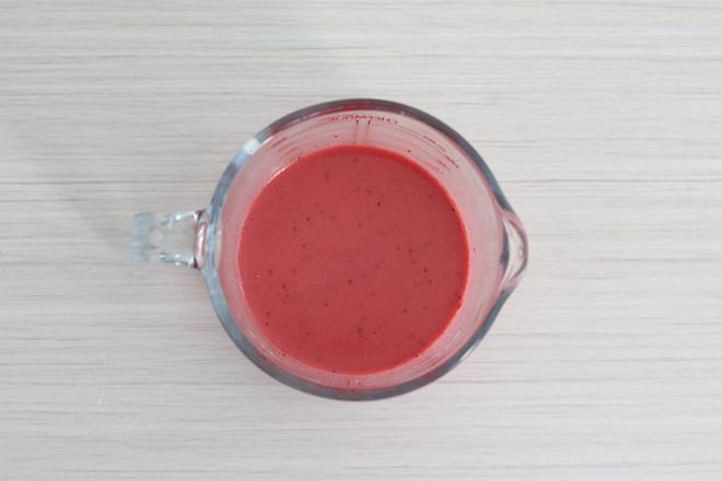 #冬至大如年#+草莓爆浆麻薯的做法大全