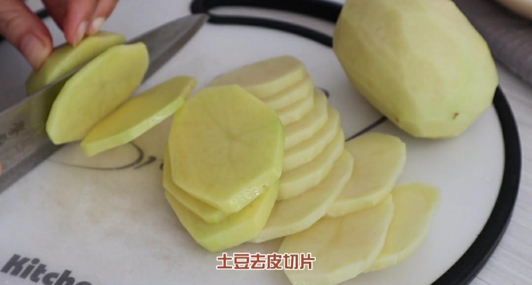 土豆培根千层饼的家常做法