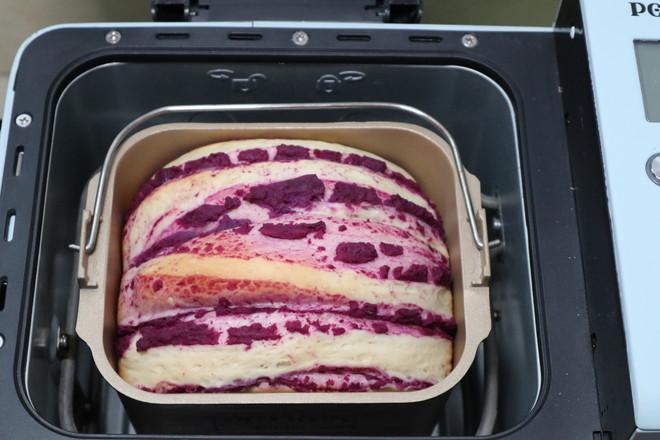 面包机紫薯吐司怎么炖