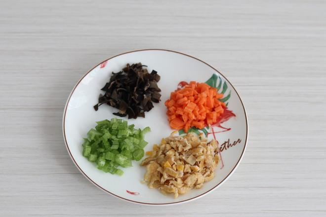 四喜蒸饺的做法图解