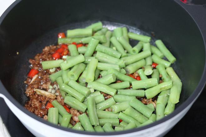 酱炒豆角的家常做法