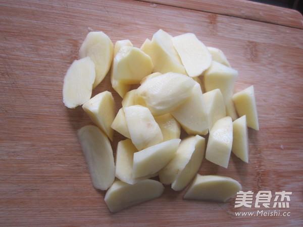 咖喱牛肉汤的家常做法