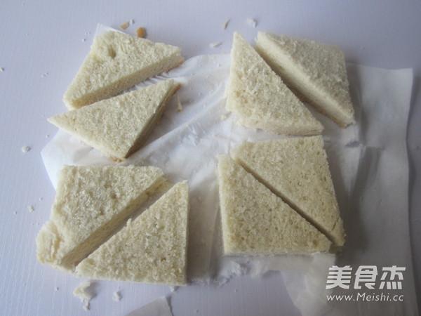 奶香黄金角的简单做法