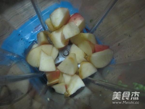 牛油果苹果奶昔的简单做法
