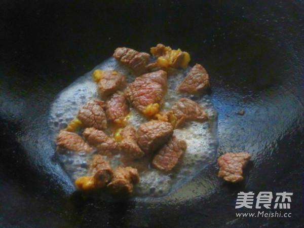 土豆炖牛肉的家常做法
