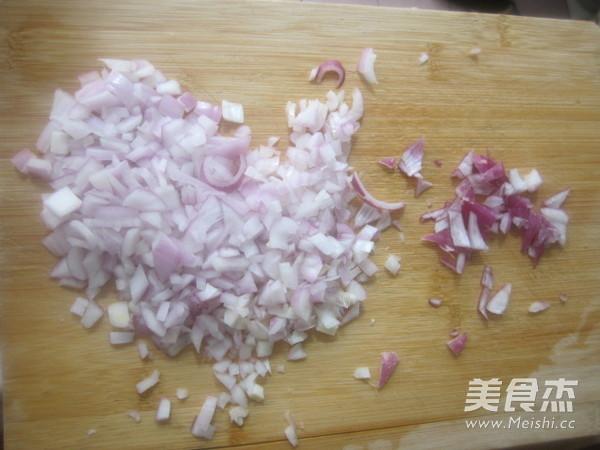 咖喱牛肉煎包的家常做法