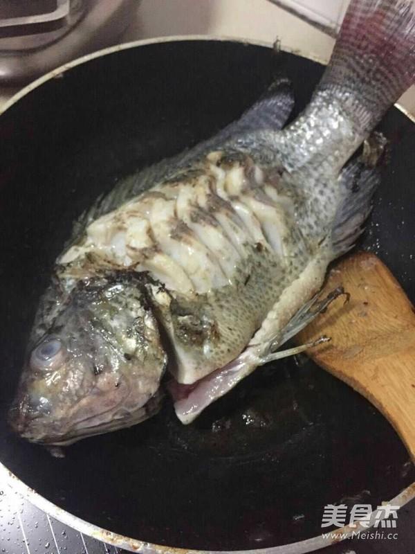 罗非鱼的简单做法
