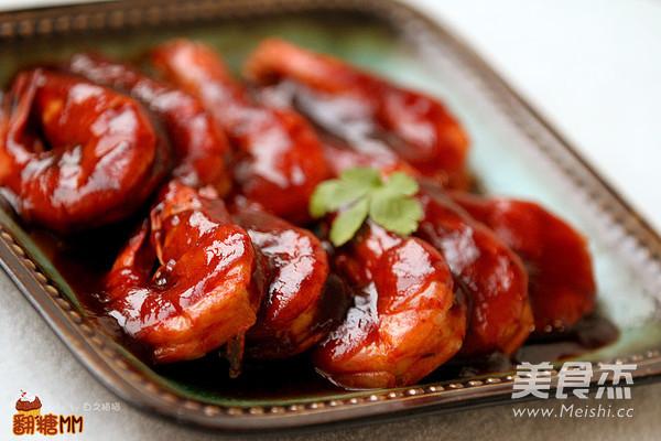 红焖大虾的制作大全