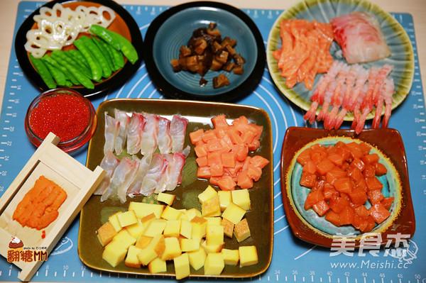 什锦寿司饭的做法大全