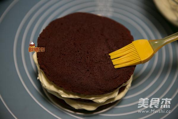 红丝绒裸蛋糕的做法大全