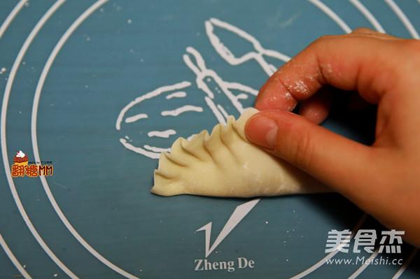 花式蒸饺的制作大全