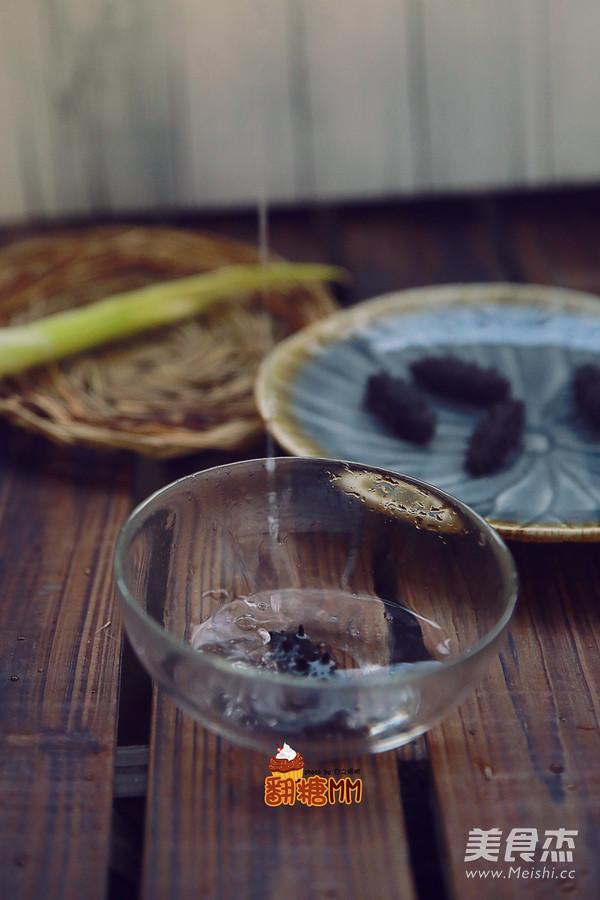葱烧海参的做法图解