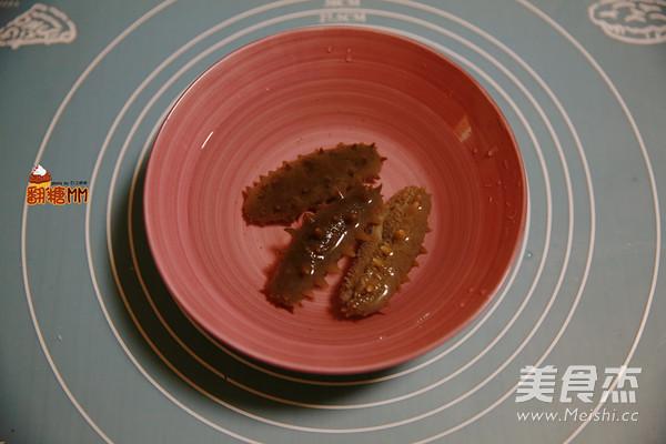 葱烧海参怎样煮