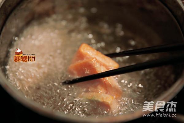 咸蛋黄焗南瓜怎么煮