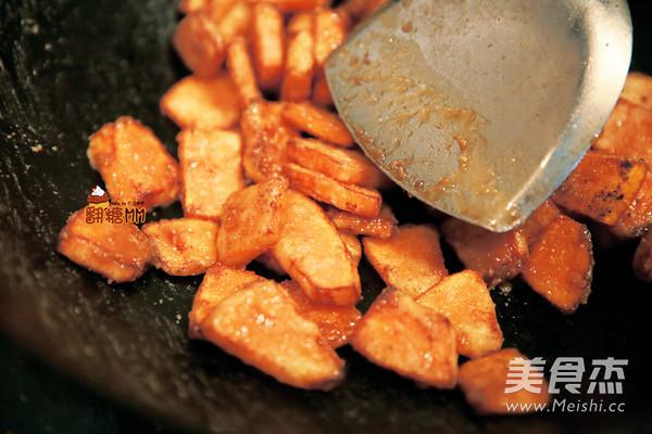 咸蛋黄焗南瓜怎样做