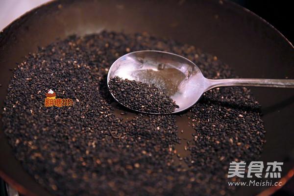 黑芝麻汤圆的做法图解