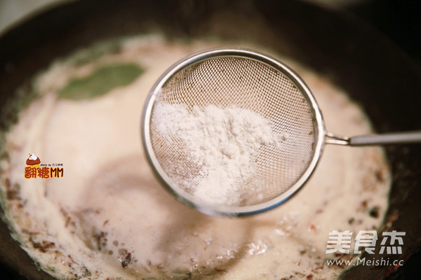 奶油烤杂拌怎么做