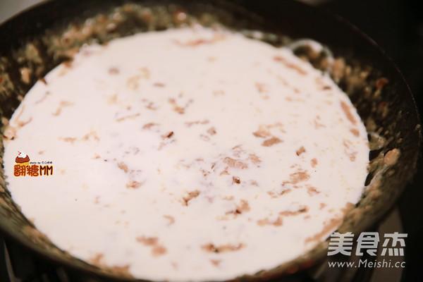 奶油烤杂拌怎么炒