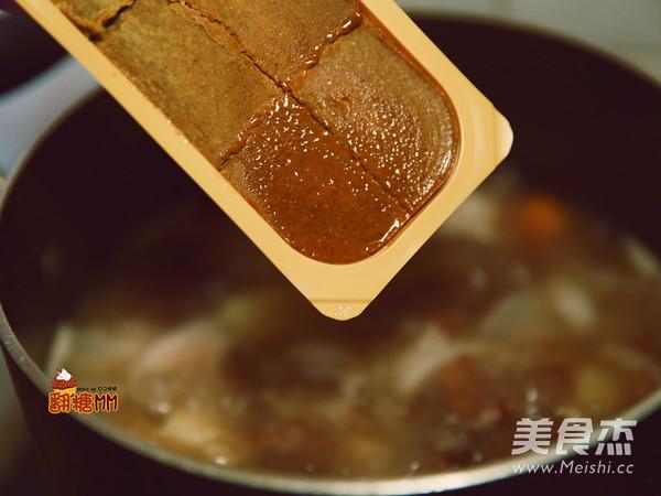 咖喱乌冬面怎么煮