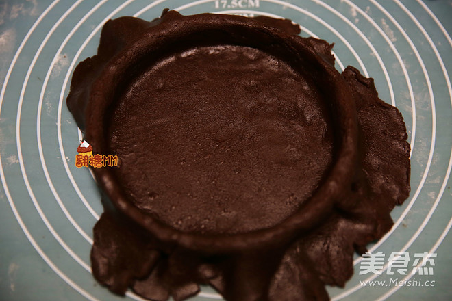 浓情蜜意巧克力派怎么煮