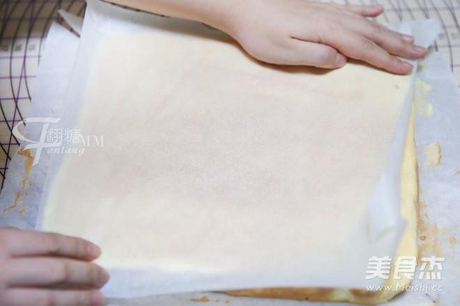 超简单圣诞树根蛋糕卷-超人气菜谱怎样炒