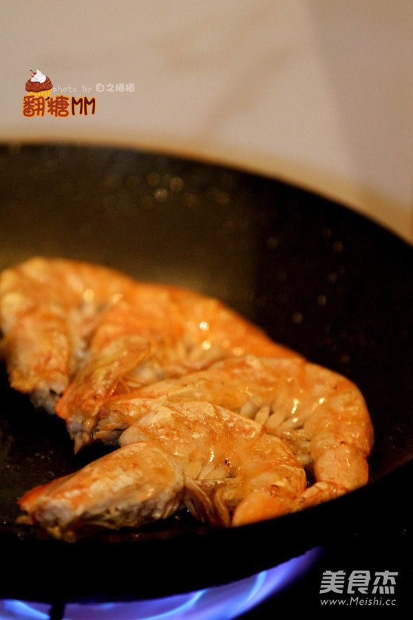 红焖大虾怎么做