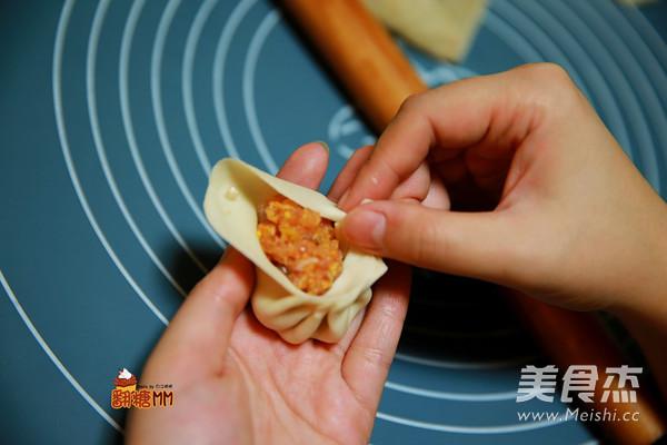 灌汤蟹黄小笼包的做法大全