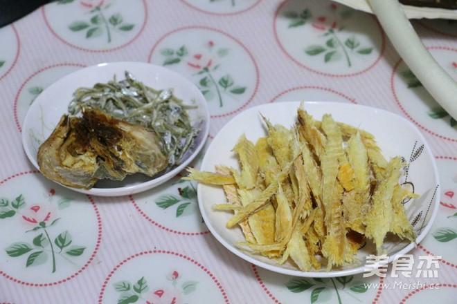 黄豆芽明太鱼汤的做法图解