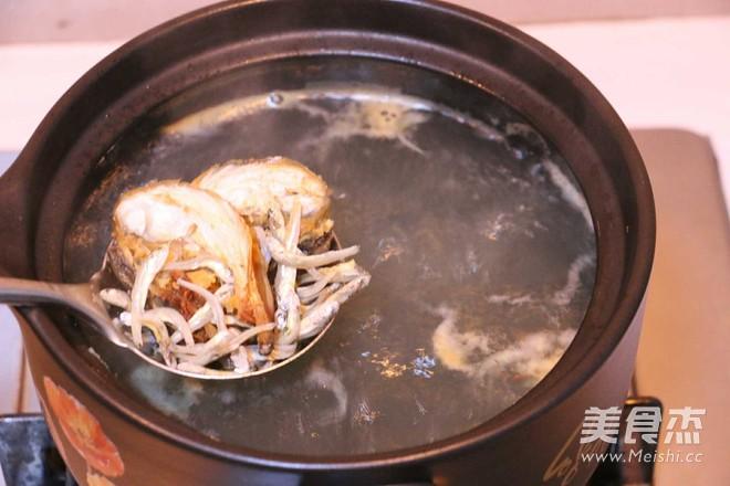 黄豆芽明太鱼汤怎么炒